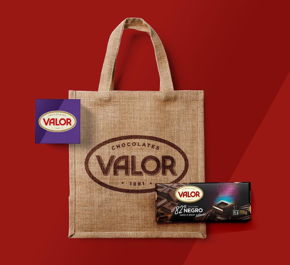 Valor merchandising