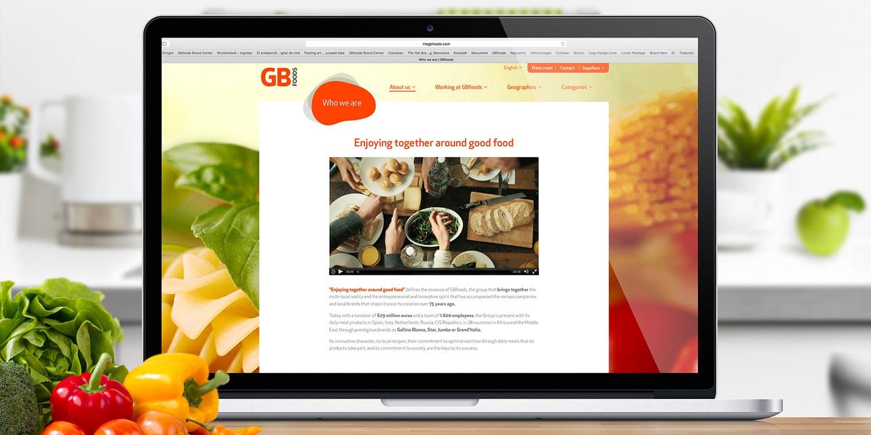 Web GB Foods