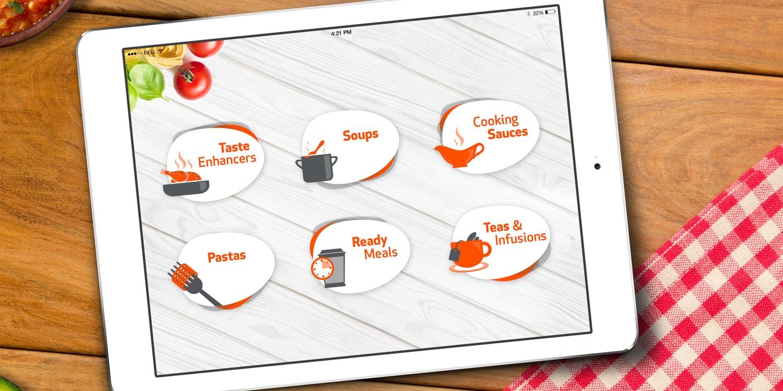 Tablet GB Foods